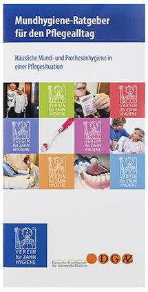 mundhygiene ratgeber f r den pflegealltag webshop verein f r zahnhygiene e v. Black Bedroom Furniture Sets. Home Design Ideas